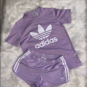 Adidas 2 piece set